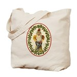 Christmas Elf Paper Doll 2 Tote Bag