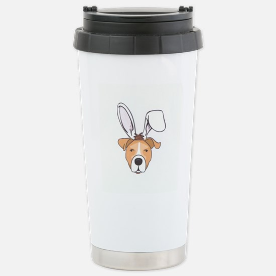 Bunny Pit Stainless Steel Travel Mug