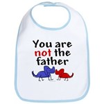Not father (dogs) Bib