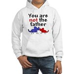 Not father (dogs) Hooded Sweatshirt