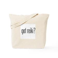 got reiki? and Reiki Kanji Tote Bag