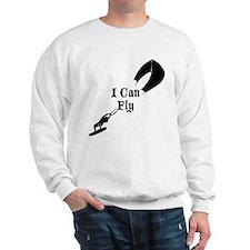 I Can Fly Kite Surfing Shirt Sweatshirt
