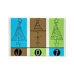 JOY Rectangle Magnet (10 pack)