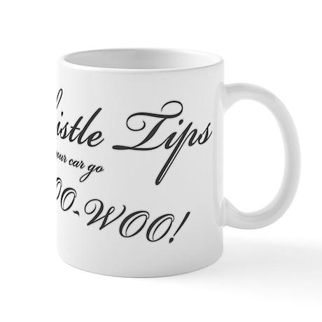 Whistle Tips Mug