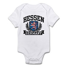 Hessen Germany Onesie