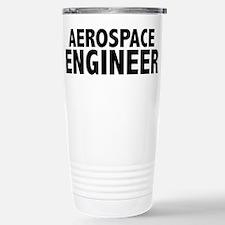 Aerospace Engineer Stainless Steel Travel Mug