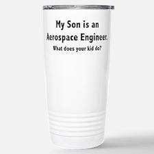 Aerospace Engineer Son Travel Mug