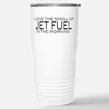 Jet Fuel Stainless Steel Travel Mug