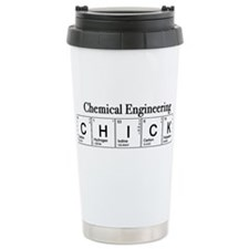 Chemical Engineering Chick Travel Mug