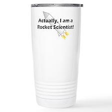 Rocket Scientist Travel Mug