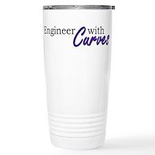 Engineer with Curves Travel Mug