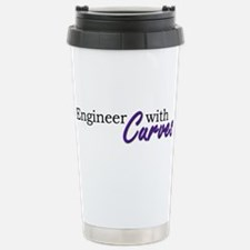 Engineer with Curves Travel Mug