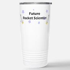 Future Rocket Scientist Travel Mug