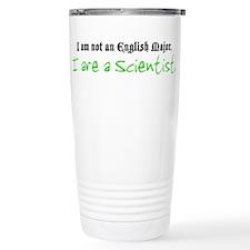 I are a Scientist Travel Mug