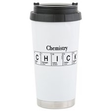 Chemistry Chick Travel Mug