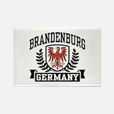 Brandenburg Coat of Arms Rectangle Magnet