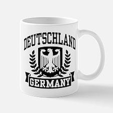 Deutschland Small Small Mug