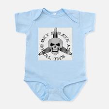 Aviation - Sky Pirate X Infant Creeper
