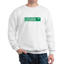 Loisaida Avenue in NY Sweatshirt