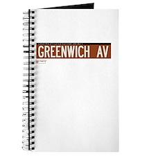 Greenwich Avenue in NY Journal