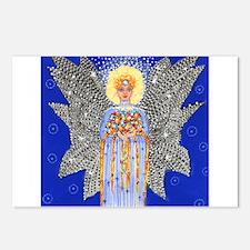 Angel: Postcards (Package of 8)