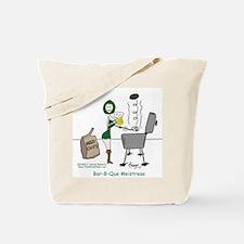 Bar-B-Que Meistress Tote Bag