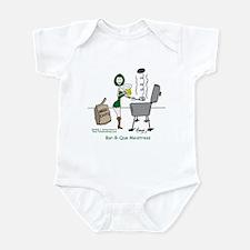 Bar-B-Que Meistress Infant Bodysuit
