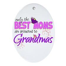 Grandma Promotion Ornament (Oval)