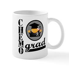 Chemo Grad Brain Cancer Mug