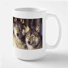 """Wolf Mates"" Mug"