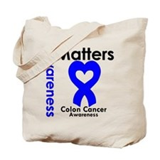 Colon Cancer Matters Tote Bag