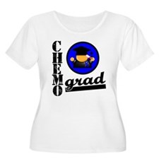 Chemo Grad Colon Cancer T-Shirt