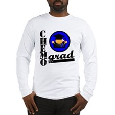 Chemo Grad Colon Cancer Long Sleeve T-Shirt