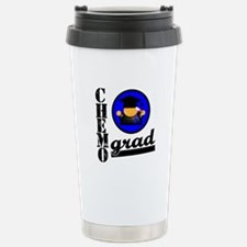 Chemo Grad Colon Cancer Travel Mug