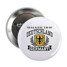 """Made In Deutschland 2.25"""" Button"""