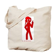 Bloody Marry Tote Bag