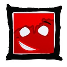 Bloody Marry Throw Pillow