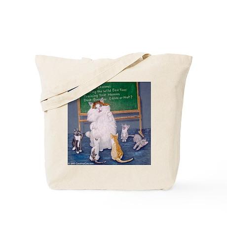 Teaching Cat Tote Bag