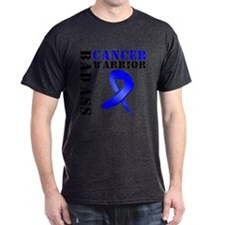 BadAss ColonCancerWarrior T-Shirt
