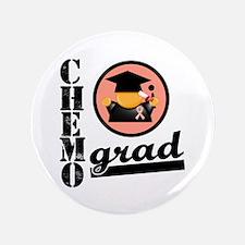 "ChemoGrad EndometrialCancer 3.5"" Button"