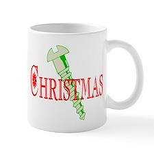 Screw Christmas Mug