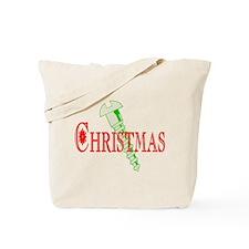 Screw Christmas Tote Bag