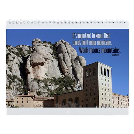 Inspirational Wall Calendar