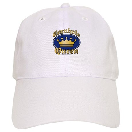 Cornhole Queen Cap