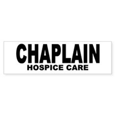 Bumper Sticker/Hospice Care