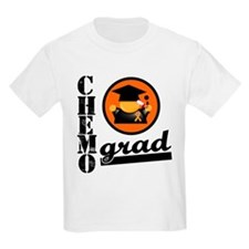 Chemo Grad Leukemia T-Shirt
