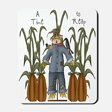 A Time to Reap Scarecrow Mousepad