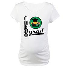 Chemo Grad Liver Cancer Shirt