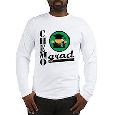 Chemo Grad Liver Cancer Long Sleeve T-Shirt