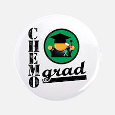 """Chemo Grad Liver Cancer 3.5"""" Button"""